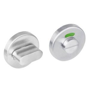 WC-sluiting 8 mm rond Ø53X8MM met 7 mm nokken rvs