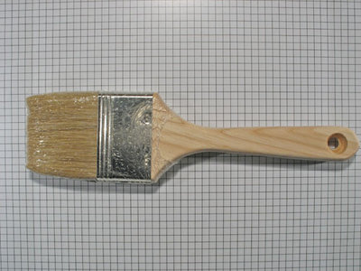 Polyesterkwast 65 mm