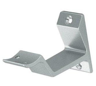 Leuninghouder opschroevend Hol Aluminium F1
