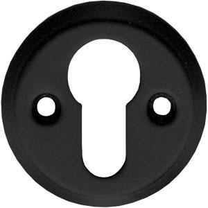 PC-plaatje schroefgat mat zwart
