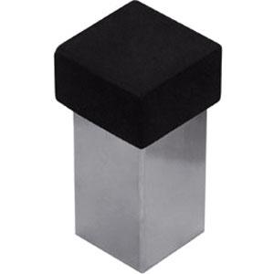 Deurstop vierkant universeel rvs