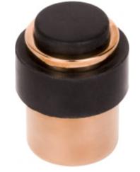 Deurstop BASIC LB30 PVD Gepolijst Koper