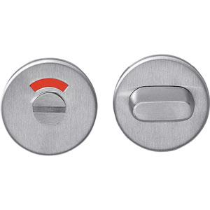 Populair WC-sluiting 5mm rond plat verdekt rvs - scherp geprijsd! LV62