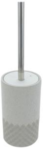 Differnz Sand Toiletborstelhouder 370x100x100 mm Beige