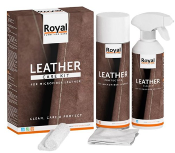 Leather Care Kit - For Microfibre Leather