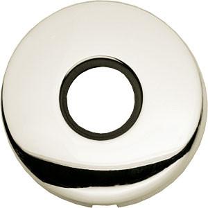 Rozet bol rond verdekt nikkel