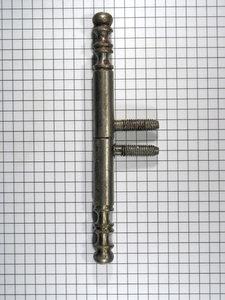 Inboorpaumelle 12 cm