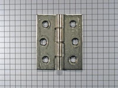 Scharnier RVS 50 x 40 mm