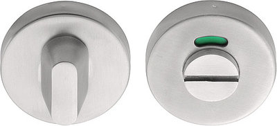 Toiletgarnituur BASIC LBWC50D 8mm PVD mat RVS