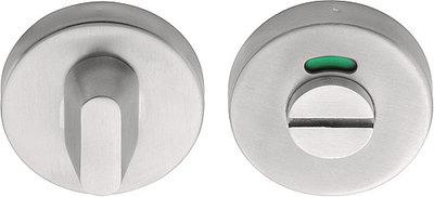 Toiletgarnituur BASIC LBWC50D 5mm PVD mat RVS