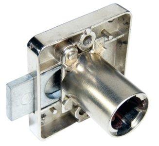 Opzet Cilinderslot voor Kasten Rechts 20 mm