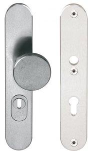 Veiligheidsbeslag met kerntrek beveiliging TIMELESS RSM-50KT knop/kruk SKG*** PC55