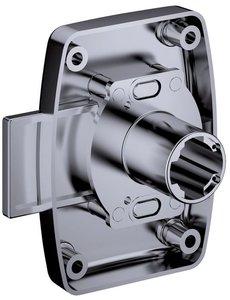 Opschroefslot Doornmaat 30 mm Deurdikte: 25 mm