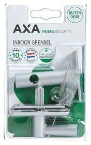 AXA Insteekgrendel Met Sluitplaat Aluminium F1 50 mm
