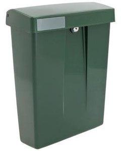 brievenbus groen