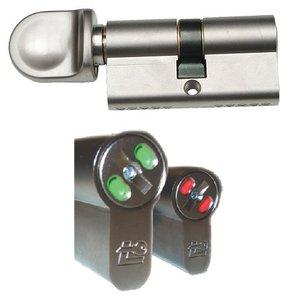 Litto WC cilinder vrij/bezet