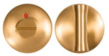 Toiletgarnituur NOUR EVWC52/8 PVD Mat Goud
