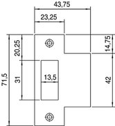 Nemef-sluitplaat-1255-rvs