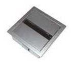 Kabeldoorvoer Aluminium 72 mm