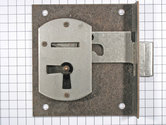 Halfopdekslot-verbronsd-penmaat-40-mm-Links