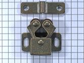 Vangsnapper bronskleurig
