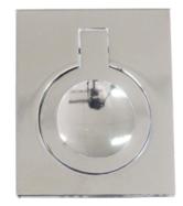 Luikring-Chroom-57x70-mm