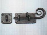 Grendel-ijzer-blank-grondplaat-100-x-52-mm