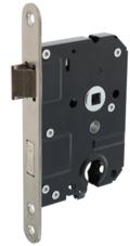 SKG* Veiligheidsslot PC55 mm met afgeronde voorplaat 20 x 174 mm